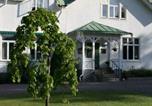 Hôtel Växjö - Villa Gransholm-1