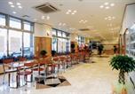 Hôtel Matsuyama - Toyoko Inn Matsuyama Ichiban-cho-3