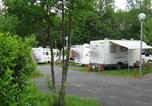 Camping en Bord de lac Saint-Rémy-sur-Durolle - Camping Bois de Gravière-1