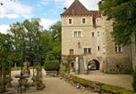 Location vacances Avallon - Holiday home Vieux Chateau Voutenay s/Cure-1