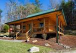 Location vacances Asheville - Laurel Mountain Retreat - Brookside Cabin-1