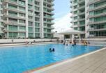 Location vacances Miri - Come Inn Homestay Bay Resort-3