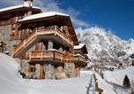 Location vacances Champagny-en-Vanoise - Chalet des Trappeurs-1