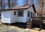 Location vacances Rice Lake - West Point Lodge - Cabin #3-1