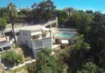 Location vacances Vallauris - Appartement dans villa Xanadu-4