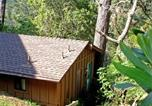 Location vacances Pacific Grove - Rustic Cabin like a Treehouse-4