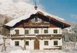 Location vacances Leogang - Holiday home Mauthof 1-4
