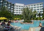 Hôtel Siteler - Tropikal Hotel-4