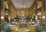 Hôtel Seattle - Fairmont Olympic Hotel-2