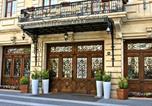 Hôtel Baku - Sapphire City Hotel-1