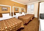 Hôtel Esenboğa - Berlitz Hotel-1