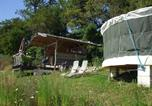 Location vacances Lusignac - Quirky Camping Yurts-4