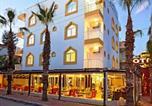 Hôtel Çağlayan - Sato Hotel-4