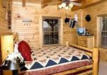 Location vacances Maggie Valley - Angels Rest by Gatlinburg Cabins Online-1