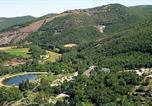 Location vacances La Bastide-Solages - Vvf Villages Brusque Chalet 4 personnes