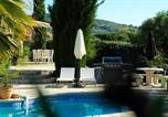 Location vacances Margon - Holiday home Chemin du Cres-2