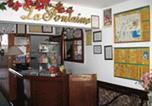 Hôtel Cochabamba - La Fontaine Hotel-2