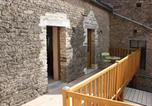 Location vacances Bierry-les-Belles-Fontaines - Gite La Cabotte-2
