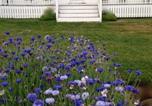 Location vacances Boothbay Harbor - The &quote;Fleur de lis&quote;- Boothbay Harbor Retreat-1
