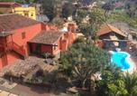 Location vacances Tacoronte - Holiday Home Landhaus Teide mit 5 Badezimmern-1