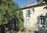 Location vacances Autignac - Studio Holiday Home in Saint-Genies-de-Fonted-1