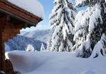 Location vacances La Clusaz - Chalet Fan la Bise-1