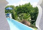 Location vacances  Trinidad et Tobago - Blue Waters Villa-4
