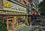 Hôtel Lanzhou - Lixin Business Hotel Lanzhou-3