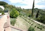 Location vacances Capannoli - Villa in Fabbrica Di Peccioli, Nr Volterra-1