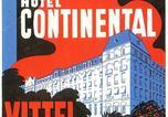 Hôtel Gemmelaincourt - Residence Le Continental-4