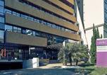 Hôtel Curitiba - Mercure Curitiba Golden Hotel-1