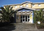Hôtel Gujan-Mestras - Hotel Altica Arcachon Marines-3