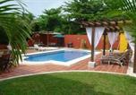 Location vacances Puerto Morelos - Villa Rosa Maria-1