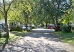 Camping avec Parc aquatique / toboggans Lathuile - Camping Ile de la Comtesse-3