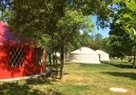 Camping avec WIFI Seillac - L'Escale des Châteaux de la Loire-3