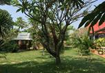 Villages vacances Battambang - Suwangarden Bungalow Anlage-4