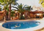 Location vacances Beniarrés - Villa Tierra Verde-3