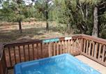 Location vacances Pinetop - The Spaghetti Western Cabin-4