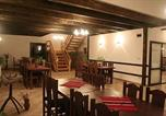 Location vacances Moldovita - Pension Cabana Ionela-4