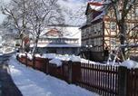 Hôtel Sontra - Landhotel Gutsherrn-Klause-3