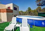 Location vacances Olivella - Relax House-2