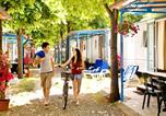 Camping Gènes - Bungalow Camping Baciccia-2