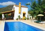Location vacances Ojén - Holiday home La Montera-3