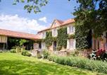 Hôtel Plaisance - Chambre d'hotes La Caussade-2