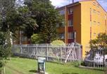 Hôtel Bogotá - Aloha-3