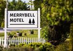 Hôtel Castine - Merrybell Motel-3