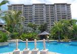 Location vacances Sanya - Heaven 18 Degrees Blue Holiday Apartments-2