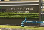 Location vacances Miri - Home lite Ecopark Condominium-3