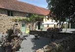 Hôtel Châteauneuf-les-Bains - Le Relais des Eléphants Colorés-3