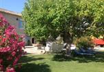 Location vacances Robion - Mas la Pomarède-1